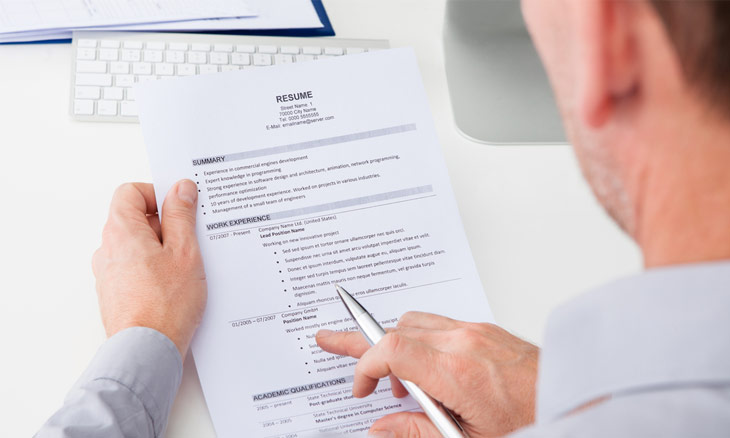 The Reference check: A required procedure or a valuable tool